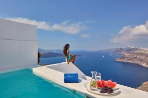 Alti Santorini Suites, Vily  Megalochori - big - 47