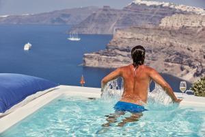 Alti Santorini Suites, Vily  Megalochori - big - 73