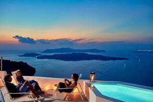 Alti Santorini Suites, Vily  Megalochori - big - 68