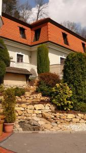 Zámeček Pod Hradem, Hotel  Starý Jičín - big - 22