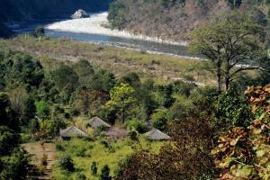 Auberges de jeunesse - Vanghat Jungle Lodge