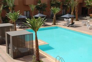 Oasis Palm Hotel, Hotel  Guelmim - big - 21
