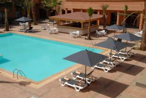 Oasis Palm Hotel, Hotely  Guelmim - big - 35