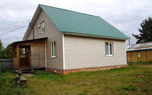 Cottage on Dachnyy - Konechnaya