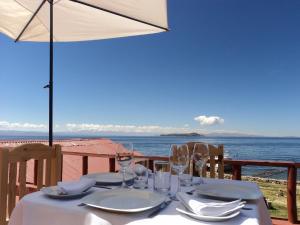Tacana Lodge & Restaurant, Лоджи  Комунидад-Юмани - big - 21