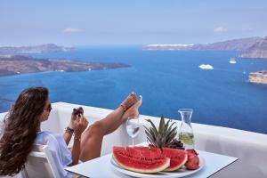 Alti Santorini Suites, Vily  Megalochori - big - 44