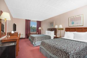 Days Inn by Wyndham Liberty, Hotely  Ferndale - big - 23