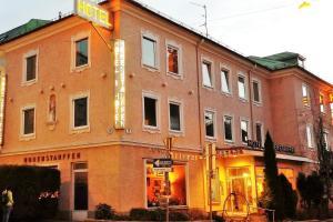 Hotel Hohenstauffen - Salzburg