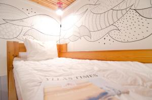 7 Fells Hostel, Hostelek  Äkäslompolo - big - 11