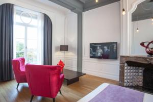 L'Esplanade Lille, Bed and breakfasts  Lille - big - 64