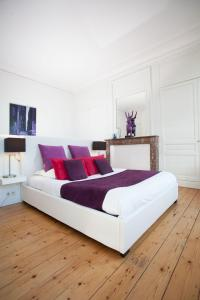 L'Esplanade Lille, Bed and breakfasts  Lille - big - 55