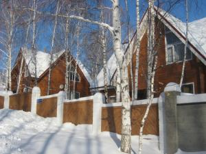 Finskie Cottages, Prázdninové domy  Novoabzakovo - big - 1