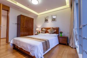 Moon Bay Service Apartment, Hotels  Suzhou - big - 41