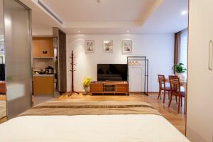 Moon Bay Service Apartment, Hotels  Suzhou - big - 36
