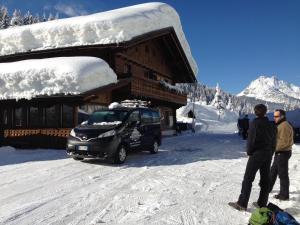 Alpin Park, Panziók  Sappada - big - 52