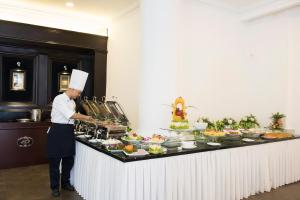 Hoa Binh Hotel, Отели  Ханой - big - 44