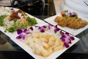 Hoa Binh Hotel, Отели  Ханой - big - 46