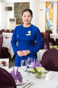 Hoa Binh Hotel, Отели  Ханой - big - 49