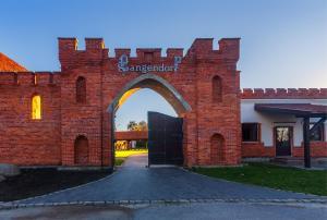 Отель Замковое имение Лангендорф