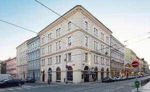 MH Apartments River Prague
