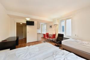 Swiss Star California, Aparthotely  Curych - big - 21