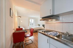 Swiss Star California, Aparthotely  Curych - big - 26