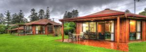 Whispering Pines Cottages, Dovolenkové domy  Burnt Pine - big - 15