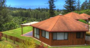 Whispering Pines Cottages, Dovolenkové domy  Burnt Pine - big - 14