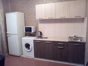 Apartment on Transportnaya 16/3
