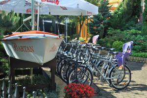 Hotel Bartan Gdansk Seaside, Отели  Гданьск - big - 23