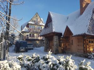 Domek Drewniany Tetmajera Centrum Zakopane