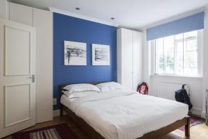 onefinestay - South Kensington private homes III, Апартаменты  Лондон - big - 80
