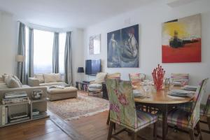 onefinestay - South Kensington private homes III, Апартаменты  Лондон - big - 81