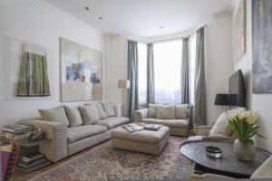 onefinestay - South Kensington private homes III, Апартаменты  Лондон - big - 84