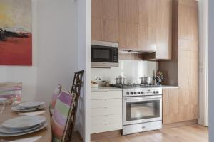 onefinestay - South Kensington private homes III, Апартаменты  Лондон - big - 121