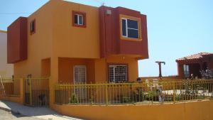 A Hotel Com Terraza De Campo Holiday Home Rosarito