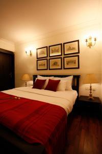 Bradburrys Quiet Waters, Appartamenti  Pune - big - 22