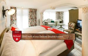 Hotel Walliserhof - The Dom Collection - Grächen