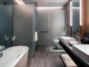 Hilton Jinan South Hotel & Residences, Hotely  Ťi-nan - big - 45