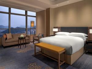 Hilton Jinan South Hotel & Residences, Hotely  Ťi-nan - big - 21