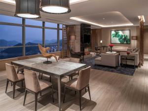 Hilton Jinan South Hotel & Residences, Hotely  Ťi-nan - big - 31