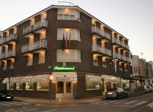 Hotel Teruel - Vinarós