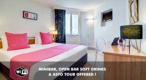 Hotel Caumartin Opéra - Astotel, Szállodák - Párizs