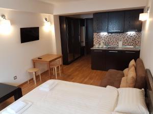 Gudauri Luxe Apartment, Apartmány  Gudauri - big - 33