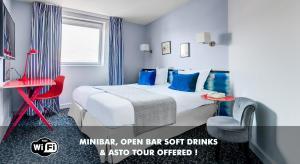 Hotel Acadia - Astotel, Hotely  Paříž - big - 1