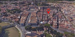 Roma Borgo91, Bed and Breakfasts  Řím - big - 8