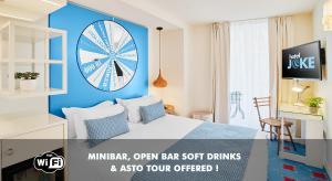Location gîte, chambres d'hotes Hotel Joke - Astotel dans le département Paris 75