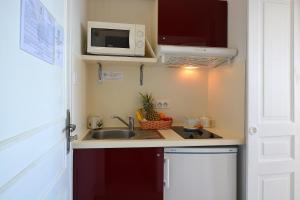 Résidence Les Calanques, Aparthotels  Ajaccio - big - 8