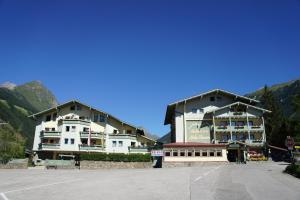 3 hvězdičkový hotel Hotel Hohe Tauern Matrei in Osttirol Rakousko