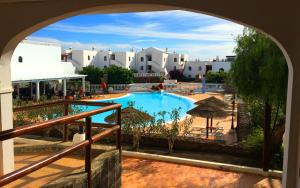 Duplex Sea AND Pool views, Costa Teguise